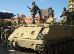 Mısır'da Ordu da İşkence Yapıyor