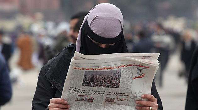 Şimdi de Mısır, İranla Korkutuluyor