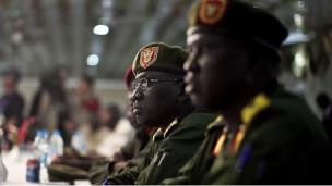 Güney Sudanda İsyancılarla Ordu Çatıştı