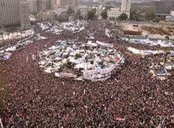 Cunta Karşıtları Yine Tahrir'de