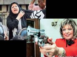 Türk Kadını, Arap Kadını ve Faşist Kadın