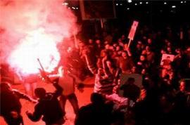 Öfke Günü Libya Topraklarında