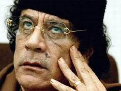 NATO Kaddafinin Karargahını Vurdu