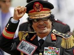 Libya: Kaddafiyi Tutuklama Emrini Tanımıyoruz