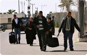 Rafah Sınır Kapısı Açıldı