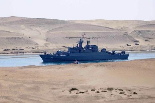 İrandan 10 Gün Sürecek Deniz Tatbikatı