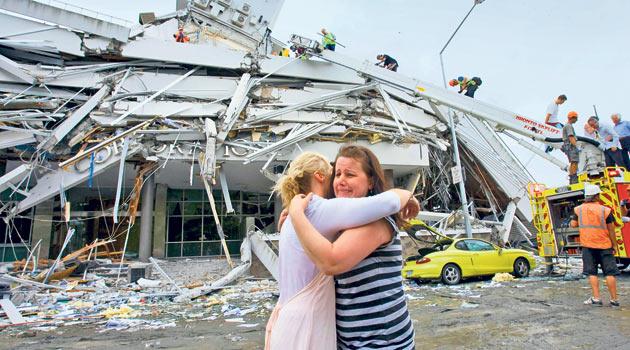Yeni Zelandada Deprem: 75 Ölü