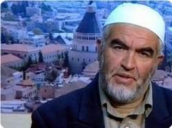 Şeyh Raid Salah İngilterede Gözaltına Alındı