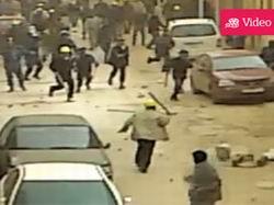 Kaddafinin Paralı Askerleri Katliamda