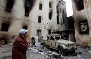 Kaddafiye Bağlı Güçler Saldırıya Geçti