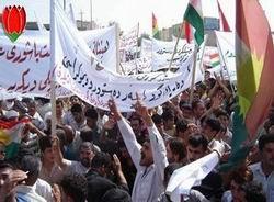 Irak'ta da İsyan Ateşi: 5 Ölü