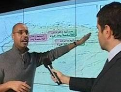 Kaddafinin Oğlu: Libya Üçe Bölündü!