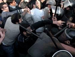 Umman'da Gösteriler Sürüyor