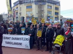 28 Şubat Darbecileri İzmir'de Lanetlendi!