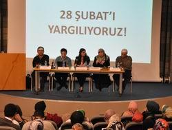 Bilgi Üniversitesinde 28 Şubat Darbesi Konuşuldu