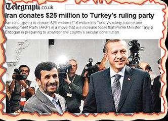 Daily Telegraph Erdoğan'dan Özür Diledi