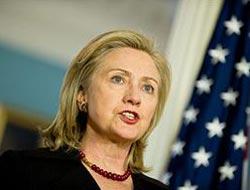 Clinton İsyanlarla İlgili İranı Suçladı