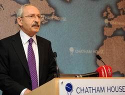 Kılıçdaroğlu: İsraille Stratejik İşbirliği Şart