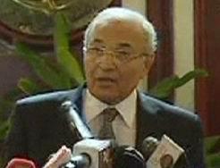 Mısır Başbakanı Ahmet Şefik İstifa Etti