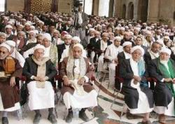 Yemen Ulemasından Göstericilere Destek