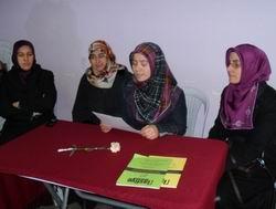 TOKAD, 8 Mart Kadınlar Günü Açıklaması