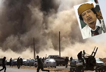 Kaddafi'ye 72 Saat Süre