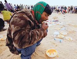 Libyada 1 Milyon İnsan Yardım Bekliyor