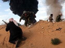 Kaddafi Bregayı da Ele Geçirdi