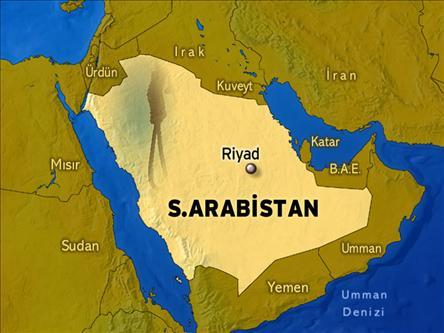 S.Arabistanda Protesto Günü