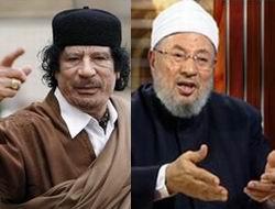 Kaddafi İyi Bir Dost; Karadavi  İse Kâbus