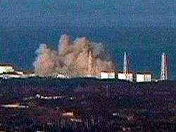 Fukuşima Nükleer Santrali Patladı