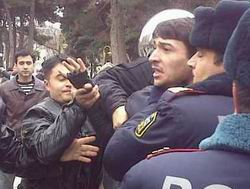 Af Örgütünden Azerbaycana Sert Kınama