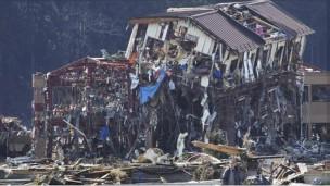 Japon Santralında 3üncü Patlama