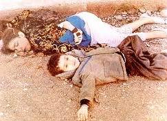 'Halebçe Hiroşiması', 25. Yıldönümünde..16 Mart 1988..