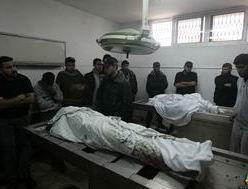 İsrail Saldırdı: 2 Mücahit Şehit Düştü!