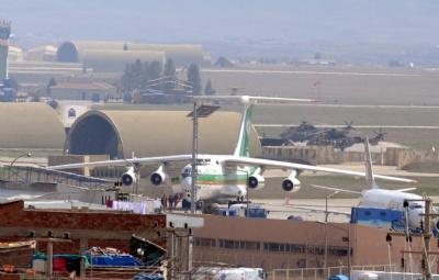 İran Uçağı Diyarbakıra İndirilip Arandı