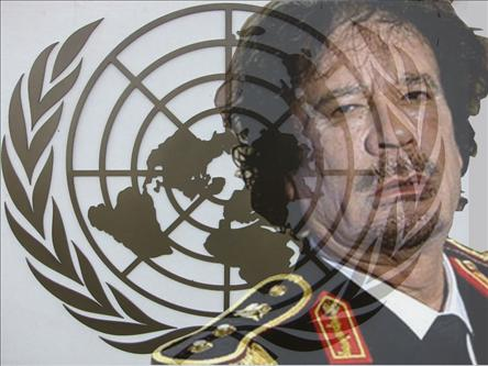BM, Libyaya Müdahale Kararı Aldı