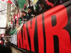 Libya ve Bahreyn İçin Fatihte Ortak Eylem