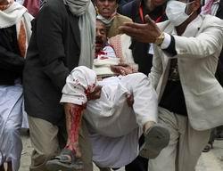 Yemen ve Iraktaki Gösterilere Sert Müdahale