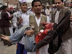 Yemende Kanlı Cuma Bilançosu: 52 Ölü