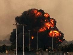 Batı Libya'ya Müdahale Etti...