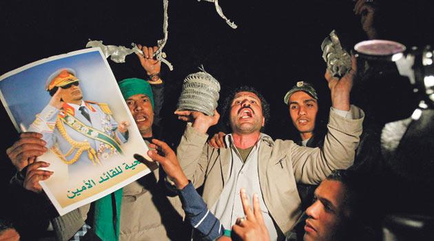 Libyada Sivillerin Ölümü Tepki Topluyor!