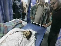 İsrail Gazzede Katliam Yaptı: 4 Şehit