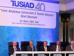 TÜSİAD Anayasa Paketi Önerisi