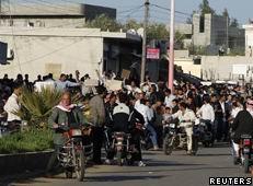 Suriye'de Vali Görevden Alındı