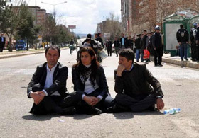 BDP 'Sivil İtaatsizlik'e Başladı