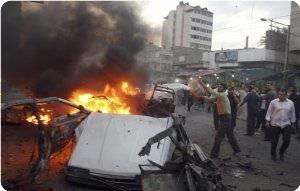 Siyonistlerin Hava Saldırısında 2 Filistinli Şehit