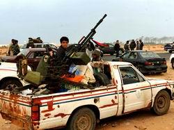 Kaddafi Muhalifleri İki İleri Bir Geri