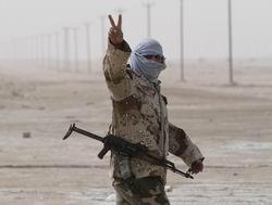 Irakta Direnenler Libyada Savaşıyor