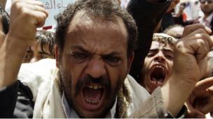 Yemende Gergin Cuma